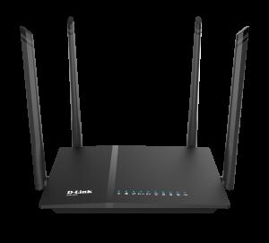 Router D-Link DIR-825/EE AC1200 Gigabit MU-MIMO 2.4 GHz/5 GHz0