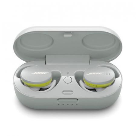 Căști In Ear True Wireless Bose Sport Earbuds Glacier White2