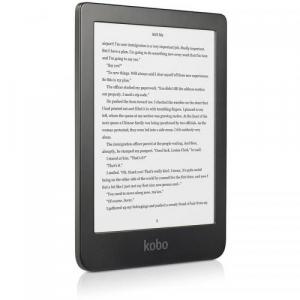 Resigilat - eBook Reader Kobo Clara N249-KU-BK-K-EP 6inch, 8GB, Black [1]