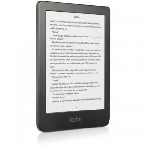 eBook Reader Kobo Clara N249-KU-BK-K-EP 6inch, 8GB, Black1