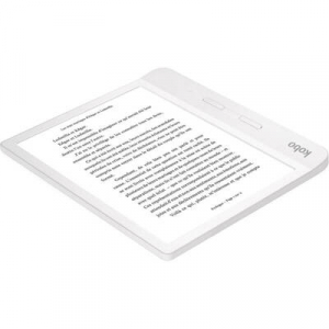 "eBook Reader Kobo Libra H2O, 7"", 8GB, Wi-Fi, White3"