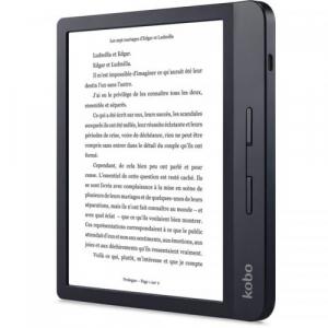 Resigilat - eBook Reader Kobo Libra H2O N873-KU-BK-K-EP 7inch, 8GB, Black [2]