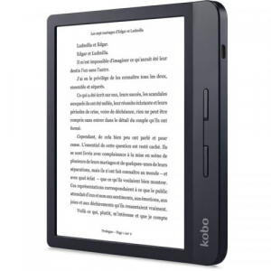 eBook Reader Kobo Libra H2O N873-KU-BK-K-EP 7inch, 8GB, Black2