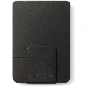 Husa de protectie Kobo Clara HD Sleep Cover, cu stand, Negru, N249-AC-BK-E-PU0
