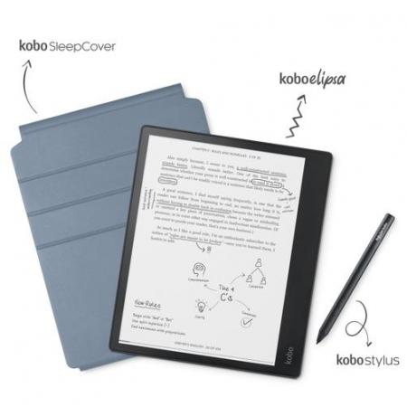 eBook Reader Kobo Elipsa, N604-KU-BK-K-BU, 10.3inch, 32GB, Black [0]