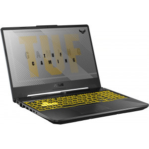 Laptop ASUS Gaming 15.6'' ASUS TUF F15 FX506LU-HN767, FHD 144Hz, Procesor Intel® Core™ i7-10870H (16M Cache, up to 5.00 GHz), 8GB DDR4, 512GB SSD, GeForce GTX 1660 Ti 6GB, No OS, Fortress Gray [7]