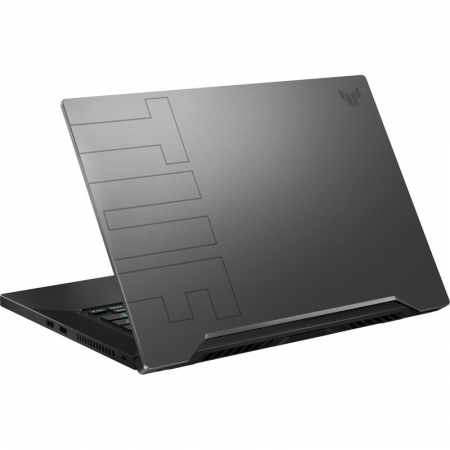 Laptop ASUS Gaming 15.6'' TUF Dash F15 FX516PC-HN003, FHD 144Hz, Procesor Intel® Core™ i5-11300H (8M Cache, up to 4.40 GHz, with IPU), 16GB DDR4, 512GB SSD, GeForce RTX 3050 4GB, No OS, Eclipse Gray [13]