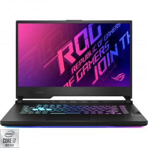 "Laptop Gaming ASUS ROG Strix G15 G512LWS-AZ003, Intel® Core™ i7-10750H Processor (12M Cache, up to 5.00 GHz), 15.6"" Full HD, 16GB, SSD 1TB, NVIDIA GeForce RTX 2070 Super 8GB, Free DOS, Negru0"