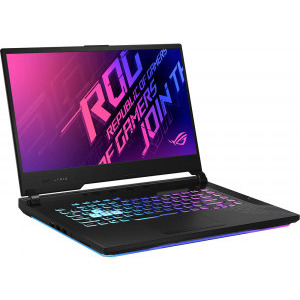 "Laptop Gaming ASUS ROG Strix G15 G512LWS-AZ003, Intel® Core™ i7-10750H Processor (12M Cache, up to 5.00 GHz), 15.6"" Full HD, 16GB, SSD 1TB, NVIDIA GeForce RTX 2070 Super 8GB, Free DOS, Negru4"