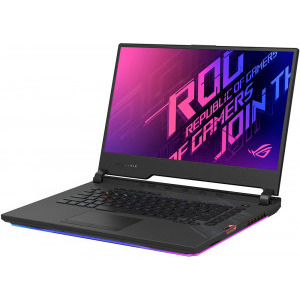 Laptop Asus ROG G532LWS-AZ057, Intel® Core™ i7-10875H Processor (16M Cache, up to 5.10 GHz), 15.6inch, RAM 16GB, SSD 1TB, NVIDIA GeForce RTX 2070 Super 8GB, FreeDos, Negru2
