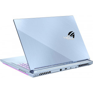 Laptop ASUS Gaming 17.3'' ROG Strix G17 G712LU-H7023, FHD 120Hz, Procesor Intel® Core™ i7-10750H (12M Cache, up to 5.00 GHz), 16GB DDR4, 512GB SSD, GeForce GTX 1660 Ti 6GB, Free DOS, Glacier Blue8