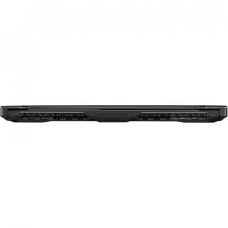 Laptop ASUS Gaming 17.3'' TUF F17 FX706HCB-HX145, FHD 144Hz, Procesor Intel® Core™ i5-11400H (12M Cache, up to 4.50 GHz), 8GB DDR4, 512GB SSD, GeForce RTX 3050 4GB, No OS, Graphite Black [11]