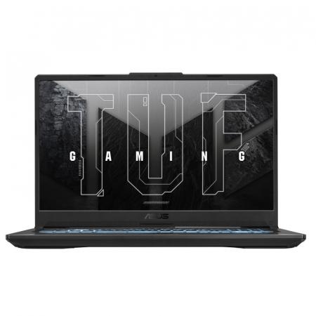 Laptop ASUS Gaming 17.3'' TUF F17 FX706HCB-HX145, FHD 144Hz, Procesor Intel® Core™ i5-11400H (12M Cache, up to 4.50 GHz), 8GB DDR4, 512GB SSD, GeForce RTX 3050 4GB, No OS, Graphite Black [2]