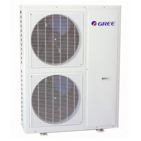 Aer conditionat Coloana Gree FRESH WIND GVH48AH-M3DNA5A, Inverter, 48000 BTU, Afisaj LED, Auto diagnoza, R32, Alb [3]