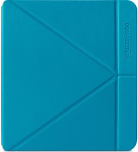 Husa de protectie Kobo Libra H2O Sleep Cover, aqua, N873-AC-AQ-E-PU1
