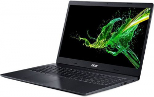 "Laptop Acer Aspire 3 A315-34, Intel® Celeron® N4100 (4M Cache, up to 2.40 GHz), Gemini Lake, 15.6"" FHD, 4GB, 128GB SSD, Intel® UHD Graphics 600, Linux, Negru, NX.HE3EX.01Y3"