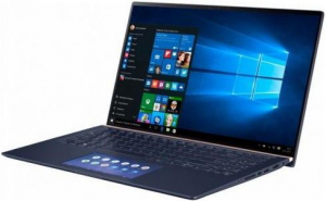"Ultrabook Asus ZenBook UX534FTC-AA305R (Procesor Intel® Core™ i7-10510U (8M Cache, up to 4.90 GHz), Comet Lake, 15.6"" UHD, 16GB, 1TB SSD, nVidia GeForce GTX 1650 Max Q @4GB, Win10 Pro, Albastru)3"