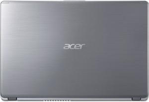 "Laptop Acer Aspire A515-53G, Intel® Core™ i5-8265U (6M Cache, up to 3.90 GHz), Whiskey Lake, 15.6"" FHD, 8GB, 256GB SSD, nVidia GeForce MX130 @2GB, Linux, Argintiu, NX.H84EX.00E5"