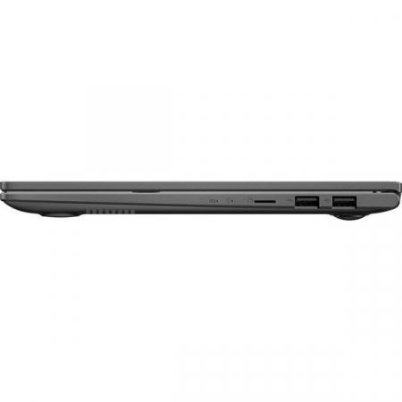 Ultrabook ASUS 14'' VivoBook 14 K413JA-EB534, FHD, cu procesor Intel® Core™ i5-1035G1 (6M Cache, up to 3.60 GHz), 8GB DDR4, 512GB SSD, GMA UHD, No OS, Indie Black [4]