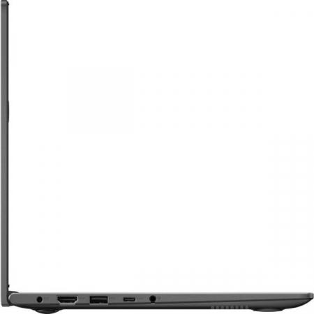 Ultrabook ASUS 14'' VivoBook 14 K413JA-EB534, FHD, cu procesor Intel® Core™ i5-1035G1 (6M Cache, up to 3.60 GHz), 8GB DDR4, 512GB SSD, GMA UHD, No OS, Indie Black [6]