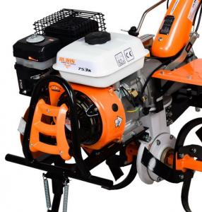 Motosapatoare RURIS 753K + roti cauciuc 5.00-8+plug+adaptor+roti metalice 350 fara manicot3