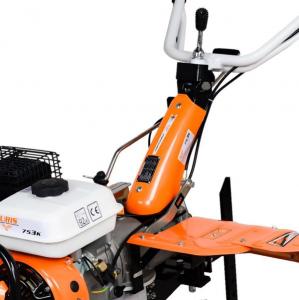 Motosapatoare RURIS 753K + roti cauciuc 5.00-8+plug+adaptor+roti metalice 350 fara manicot2