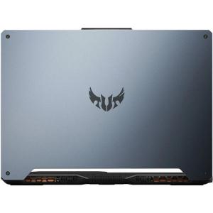 "Laptop Gaming Asus TUF F15 FX506LU-HN137, Intel® Core™ i7-10870H (16M Cache, up to 5.00 GHz), Comet Lake, 15.6"" FHD 144Hz, 8GB, 1TB HDD @5400RPM + 256GB SSD, nVidia GeForce GTX 1660Ti @6GB, No OS, Gri8"