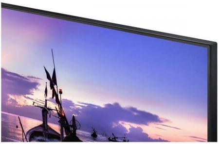 "Monitor LED Samsung LF24T350FHUXEN, 24"", 5 ms, FreeSync, 75 Hz, Negru5"