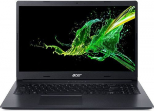 "Laptop Acer Aspire 3 A315-34, Intel® Celeron® N4100 (4M Cache, up to 2.40 GHz), Gemini Lake, 15.6"" FHD, 4GB, 128GB SSD, Intel® UHD Graphics 600, Linux, Negru, NX.HE3EX.01Y0"