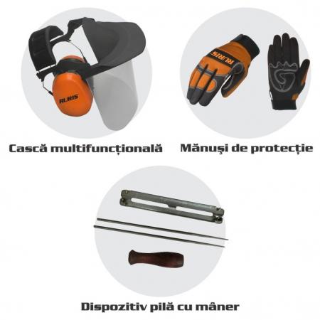 Kit motoferăstrău, Ruris, 14923519 [0]