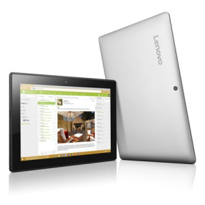 "Resigilat-Laptop 2 in 1 Lenovo MIIX 310-10ICR cu procesor Intel® Atom™ x5-Z8350 1.44GHz, 10.1"", 2GB, 64GB eMMC, Intel® HD Graphics, Microsoft Windows 10, Silver2"
