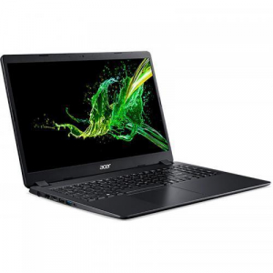 Laptop Acer Aspire 3 A315-54K, Intel Core i3-8130U, 15.6inch, RAM 4GB, SSD 256GB, Intel UHD Graphics 620, Linux, Shale Black1