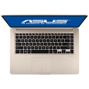 Resigilat-Laptop Asus S510UQ-BQ204, Intel Core i7-7500U, 8GB DDR4, SSD 256GB, nVidia Geforce 940MX 2GB, Endless OS1