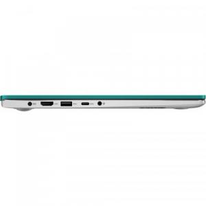 Laptop ASUS VivoBook S15 M533IA-BQ042, AMD Ryzen 5 4500U, 15.6inch, RAM 8GB, SSD 512GB, AMD Radeon Graphics, No OS, Gaia Green1