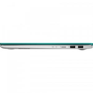 Laptop ASUS VivoBook S15 M533IA-BQ042, AMD Ryzen 5 4500U, 15.6inch, RAM 8GB, SSD 512GB, AMD Radeon Graphics, No OS, Gaia Green2
