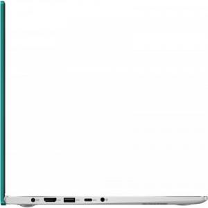Laptop ASUS VivoBook S15 M533IA-BQ042, AMD Ryzen 5 4500U, 15.6inch, RAM 8GB, SSD 512GB, AMD Radeon Graphics, No OS, Gaia Green3