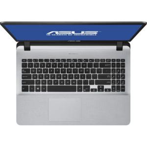 "Laptop ASUS X507UA-EJ830 cu procesor Intel® Core™ i7-8550U pana la 4.00 GHz, Kaby Lake R, 15.6"", Full HD, 8GB, 256GB SSD, Intel® UHD Graphics 620, Endless OS, Star Grey4"