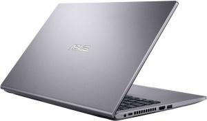 """Laptop ASUS X509JA-EJ025R cu procesor Intel® Core™ i3-1005G1 pana la 3.40 GHz, 15.6"""", Full HD, 4GB, 256GB SSD, Intel® UHD Graphics, Windows 10 Pro, Slate Gray3"""