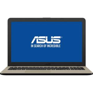 "Laptop ASUS X540UB-DM722 cu procesor Intel® Core™ i3-7020U 2.30 GHz, Kaby Lake, 15.6"", Full HD, 4GB, 1TB, NVIDIA GeForce MX110 2GB, Endless OS, Chocolate Black, No ODD0"