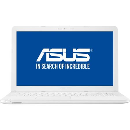 "Laptop ASUS X541NA cu procesor Intel® Celeron® N3350 pana la 2.40 GHz, 15.6"", 4GB, 500GB, Intel® HD Graphics 500, Endless OS, White0"
