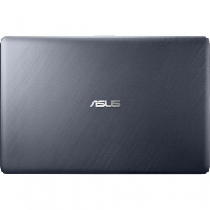 Laptop Asus X543MA, Intel Celeron Dual Core N4000, 15.6inch, RAM 4GB, SSD 256GB, Intel UHD Graphics 600, Windows 10, Star Gray, X543MA-GQ873T2
