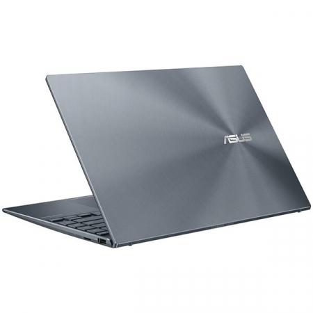 "Laptop ASUS ZenBook 13 UM325UA-KG020T, AMD Ryzen 5 5500U pana la 4GHz, 13.3"" Full HD, 8GB, SSD 512GB, AMD Radeon RX Vega 7, Windows 10 Home, gri8"