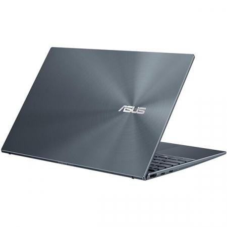 "Laptop ASUS ZenBook 13 UM325UA-KG020T, AMD Ryzen 5 5500U pana la 4GHz, 13.3"" Full HD, 8GB, SSD 512GB, AMD Radeon RX Vega 7, Windows 10 Home, gri7"