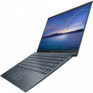 Laptop ASUS ZenBook 14 UM425IA-AM010R AMD Ryzen 5 4500U 512GB SSD 8GB Radeon Graphics FullHD Win10 Pro Tast. ilum. Pine Grey2