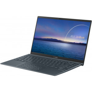 Laptop ASUS ZenBook 14 UM425IA-AM010R AMD Ryzen 5 4500U 512GB SSD 8GB Radeon Graphics FullHD Win10 Pro Tast. ilum. Pine Grey3