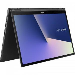 Laptop ASUS ZenBook Flip 15 UX563FD-EZ087R, Intel Core i7-10510U, 15.6inch Touch, RAM 16GB, SSD 1TB, nVidia GeForce GTX 1050 4GB, Windows 10 Pro, Gun Grey3