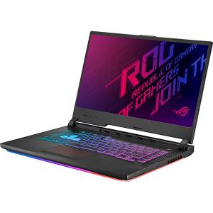 "Laptop Gaming ASUS ROG Strix G G531GU-AL061, Intel Core i7-9750H pana la 4.5GHz, 15.6"" Full HD, 16GB, SSD 512GB, NVIDIA GeForce GTX 1660Ti 6GB, Free Dos, Negru5"