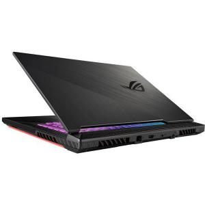 "Laptop Gaming ASUS ROG Strix G G531GU-AL061, Intel Core i7-9750H pana la 4.5GHz, 15.6"" Full HD, 16GB, SSD 512GB, NVIDIA GeForce GTX 1660Ti 6GB, Free Dos, Negru7"