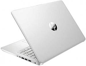 "Laptop HP 14-DQ1077 cu procesor Intel® Core™ i3-1005G1 pana la 3.40 GHz, 14"", Full HD, 8GB, 256GB SSD, Intel® UHD Graphics, Windows 10 Home, Silver, 2S8G4UA [4]"