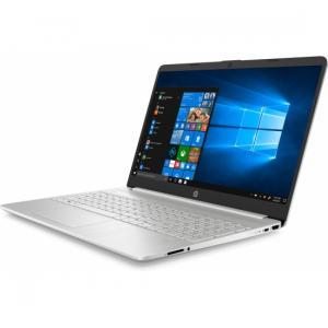 Resigilat - Laptop HP 15-DY1091WM, 15.6'', HD, Intel® Core™ i3-1005G1 (4M Cache, up to 3.40 GHz), 8GB DDR4, 256GB SSD, Intel UHD, Windows 10, Silver, 1F8Z8UA3